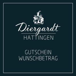 """Gutschein """"Wunschbetrag"""""""