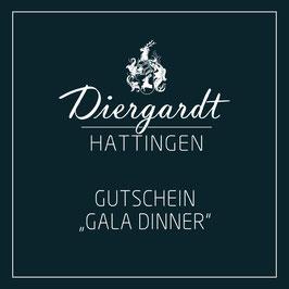 """Gutschein """"Gala Dinner"""""""