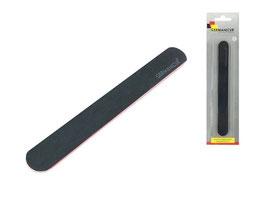 Пилка наждак для ногтей черная GM-152-01