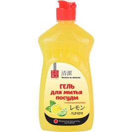 """Fedora Гель для мытья посуды """"Лимон""""  500 мл"""