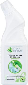 CLEAN HOME Гель для чистки сантехники 800мл.