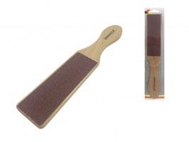 Терка GM-197-02 деревянная педикюрная 60/120 влагостойкая