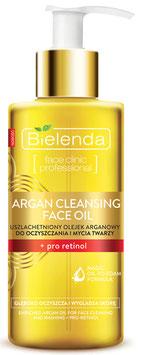 ARGAN CLEANSING FACE OIL Гидрофильное масло для умывания с про-ретинолом, 140 мл