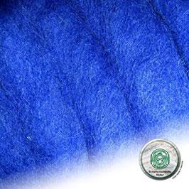 Filzwolle Signalblau (43)