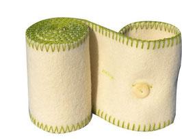 Heilwoll-Bandage breit  13 x 200 cm