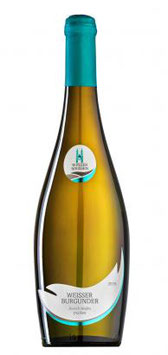 Weissburgunder, trocken, Qualitätswein b.A.