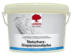 Naturharz-Dispersionsfarbe LEINOS
