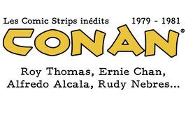 "Conan ""Les Comic Strips inédits' 2"