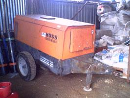 MOSA generatore corrente 380volt