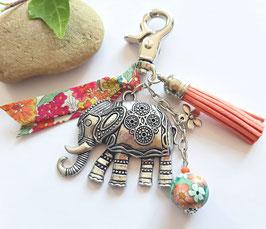 Grand Modèle - bijou sac Eléphant