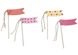 Sweets Topper FLAG