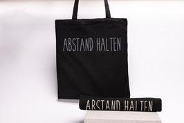 Einkaufstasche schwarz