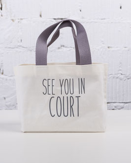 BGB Tasche SEE YOU IN COURT