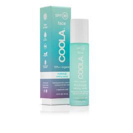 ProduktnaCoola Makeup Setting Spray SPF 30 Green Tea & Aloe COOLA  (  50ml )