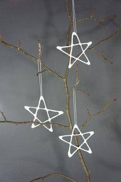 fünfzackige Sterne