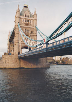 Fotorgrafie mit dem Titel: London Towerbridge