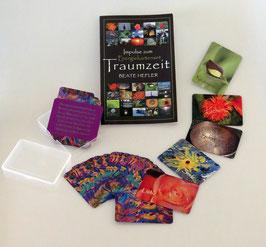 Traumzeit Energiekartenset und Buch im Paket