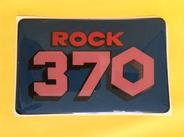 """Aufkleber """"Rock 370"""""""