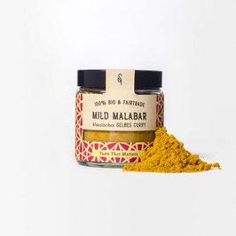 Mild Malabar - Gelbes Curry Bio