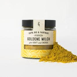 Goldene Milch Bio