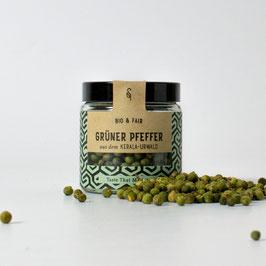 Urwaldpfeffer grün Bio (ganz)