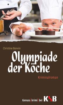 Christine Bonvin - Olympiade der Köche