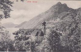 Postkarte Gersau Dorf
