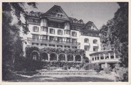Postkarte Weggis Parkhotel