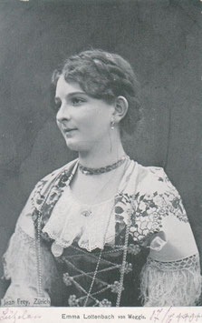 Emma Lottenbach Weggis