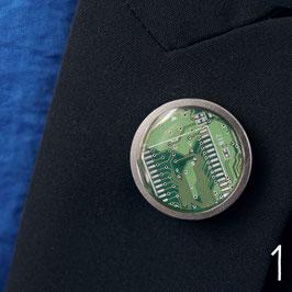Distanzring Pin mit grüner Leiterplatte