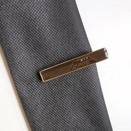 Leiterplatte Krawattennadel braun 2