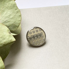 Distanzring Pin mit silberner Leiterplatte klein