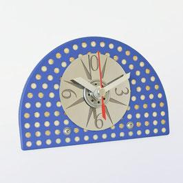 Tischuhr ESPRESSO-BLECH klein