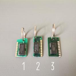 Leiterplatte Schlüsselanhänger mini