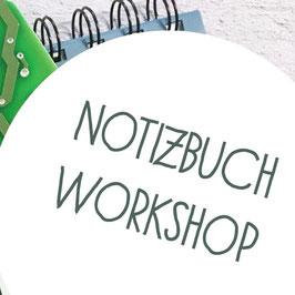 Upcycling Notizbücher Workshop - 11.06.2021