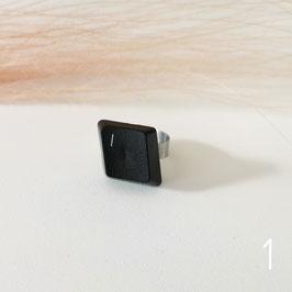 ***SALE***   Tastatur Ring schwarz