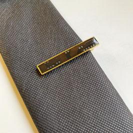 Leiterplatte Krawattennadel braun 3