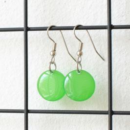 Dots Ohrringe grün