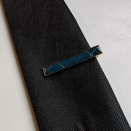 Leiterplatte Krawattennadel blau