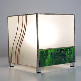 Scannerglas Tischlampe 23