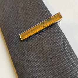 Leiterplatte Krawattennadel senf/olivengrün