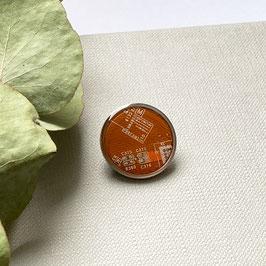 Distanzring Pin mit oranger Leiterplatte klein