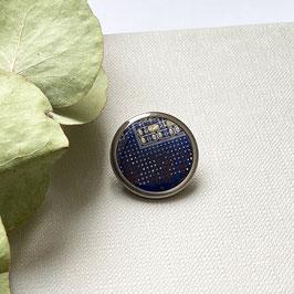 Distanzring Pin mit blauer Leiterplatte klein