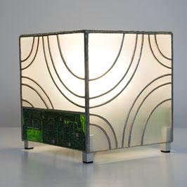 Scannerglas Tischlampe 24