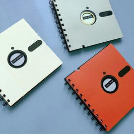 5,25'' Diskette Notizbuch