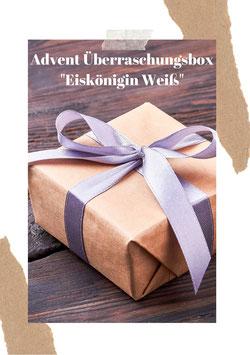 """Adventüberraschungsbox """"Eiskönigin Weiß"""""""