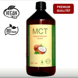 MCT - Neutralöl, Basisöl, Hautpflegeöl, Massageöl, Babyöl