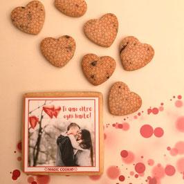 Magic Cookie  Box speciale San Valentino
