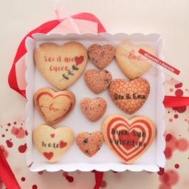 BiscoLOVE box San Valentino