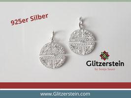 Anhänger Glückssymbol 925 Silber